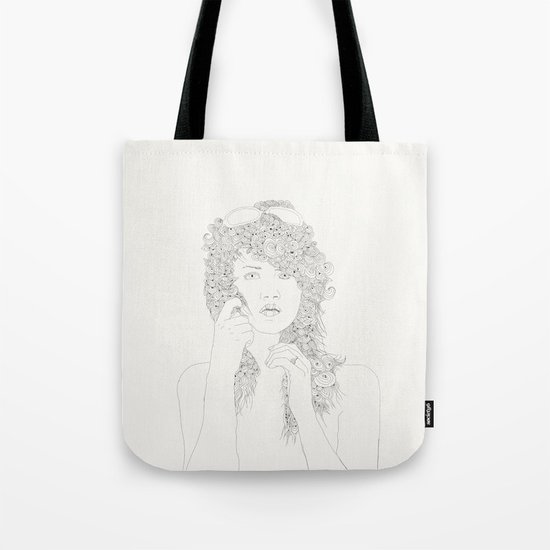 What do we do from here? Tote Bag