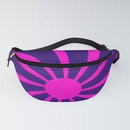 Abstract Swirl Fanny Pack