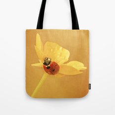 Buttercup Lady Tote Bag