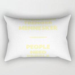 SKAM - People need people Rectangular Pillow