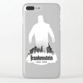 Frankenstein 1818-2018 - 200th Anniversary INV Clear iPhone Case