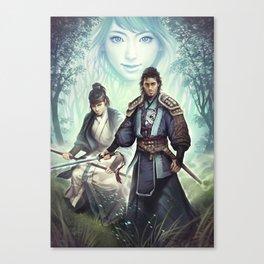 Geister Canvas Print