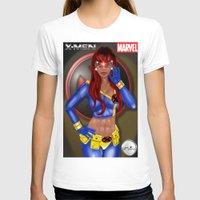 cyclops T-shirts featuring Cyclops by Mainsink