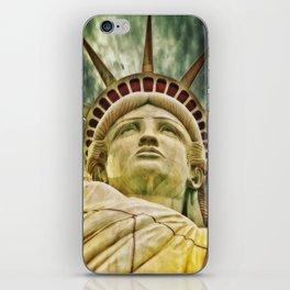 Statue of Liberty 4 iPhone Skin