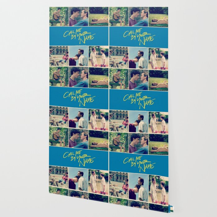 Call Me By Your Name Wallpaper By Fairylove Society6