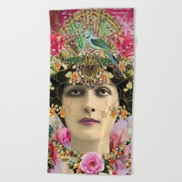 Gypsy Dreaming Beach Towel