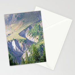 SWIFT CREEK HEADWATERS BELOW TABLE MOUNTAIN Stationery Cards