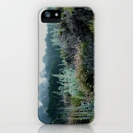 Flora at Point Lobos iPhone Case