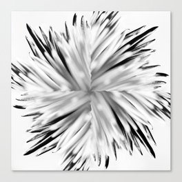 Abstractino Canvas Print