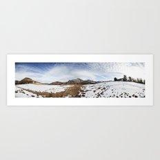 Gaylor Lake Art Print