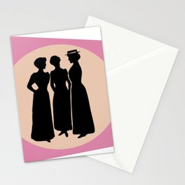 Suffragette City Stationery Cards