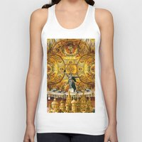 russia Tank Tops featuring HISTORICAL RUSSIA by sametsevincer