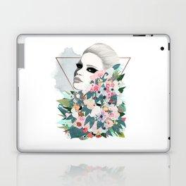 Flower Wall Laptop & iPad Skin
