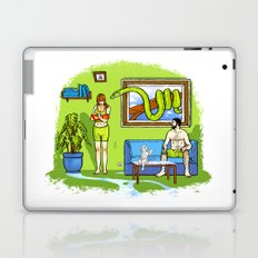 Not The Garden Of Eden Laptop & iPad Skin