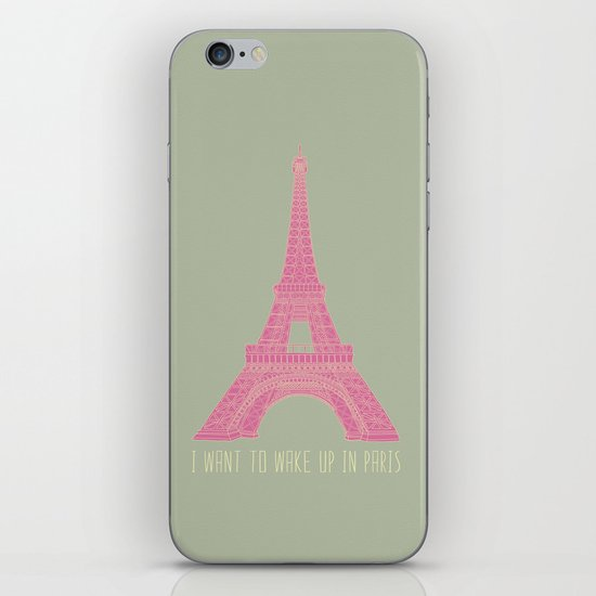 OUI OUI iPhone & iPod Skin