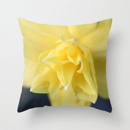 Spring am I... Throw Pillow