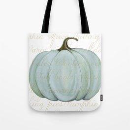 Cozy Fall things  Tote Bag