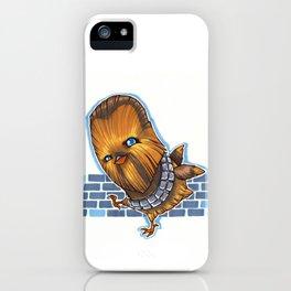 Chicken Chewbacca iPhone Case
