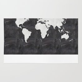 Chalkboard world map wall tapestry by ummuhanuslu society6 chalkboard world map rug gumiabroncs Gallery
