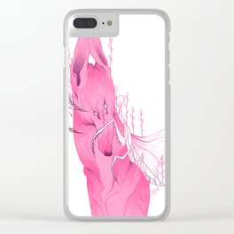 Murmur Clear iPhone Case