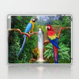 Macaw Tropical Parrots Laptop & iPad Skin