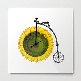 cycle Metal Print