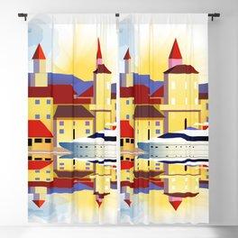 Dalmatia Blackout Curtain