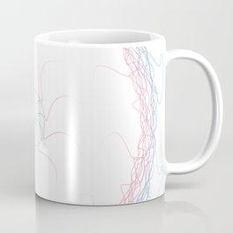 Trans Pride Spirograph Coffee Mug