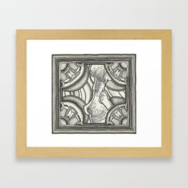 Sparks Framed Art Print