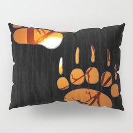 Bear Claw Pillow Sham