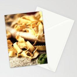 Italian Pasta Enjoyment Stationery Cards