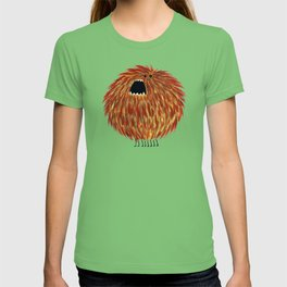 Poofy Chewbacca T-shirt