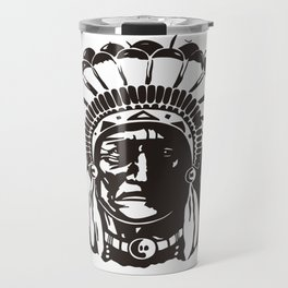 NATIVE AMERICANS Travel Mug
