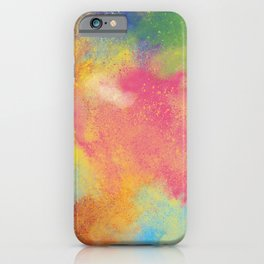 Colorful Fantasy iPhone Case