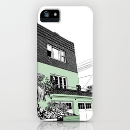 Coogee iPhone Case