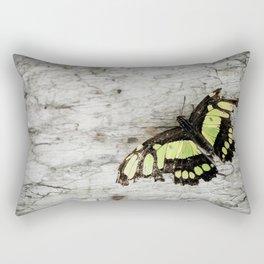 damaged, not broken Rectangular Pillow