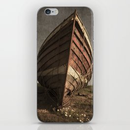 One Proud Boat iPhone Skin