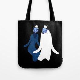 Macbeth and Lady Macbeth Tote Bag