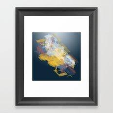 Hypership Fortuna Framed Art Print