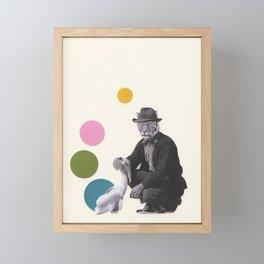 A False Sense of Security Framed Mini Art Print
