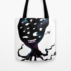 All Seeing Universe Tote Bag