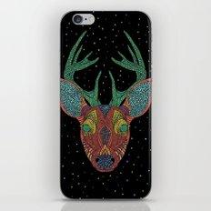 Intergalactic Deer iPhone & iPod Skin