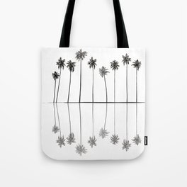 Palm Reflections II Tote Bag