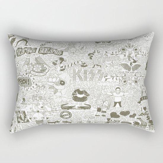 Love Stories Rectangular Pillow