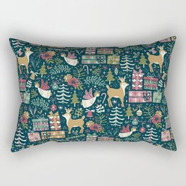 Christmas Joy Rectangular Pillow