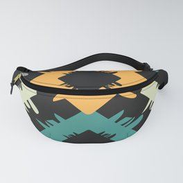 Bizarre shapes Fanny Pack
