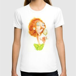 Wine Snob No.3 T-shirt