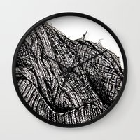 knit Wall Clocks featuring Knit Cap by JBlye