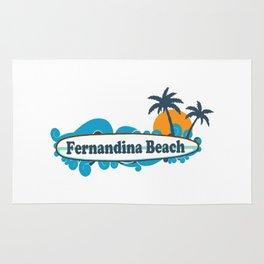Fernandina Beach - Florida. Rug