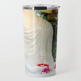 Buddha's Temple Travel Mug